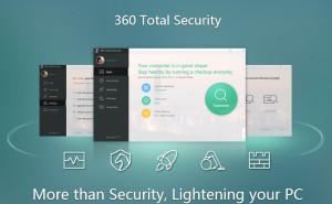Программа 360 total security.