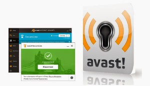 avast! SecureLine VPN 1