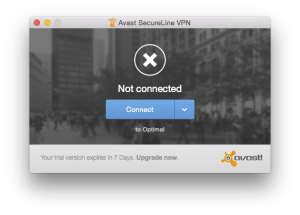 avast! SecureLine VPN 2