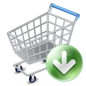 shop-cart-down-icon