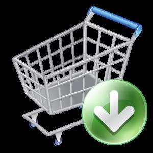 shop-cart-down-icon